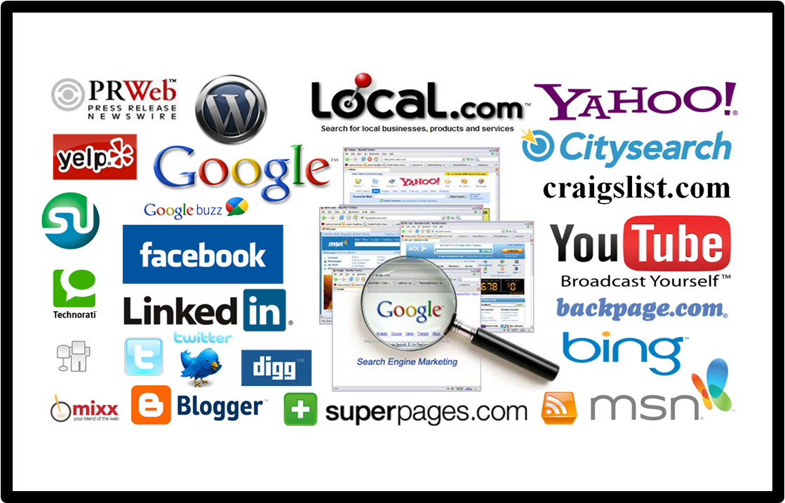 Local Search Marketing Services and Solutions get customers to your website